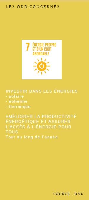 ODD 7 ENERGIE